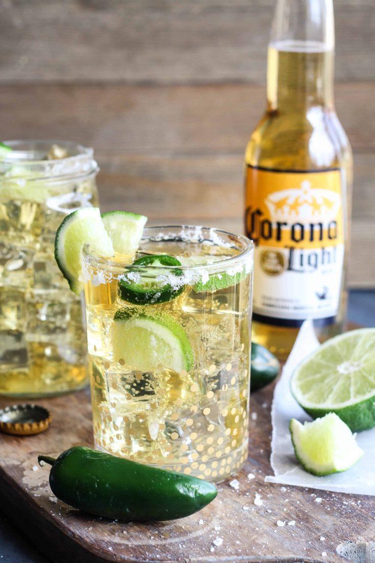Corona Margarita Delicious Made Easy