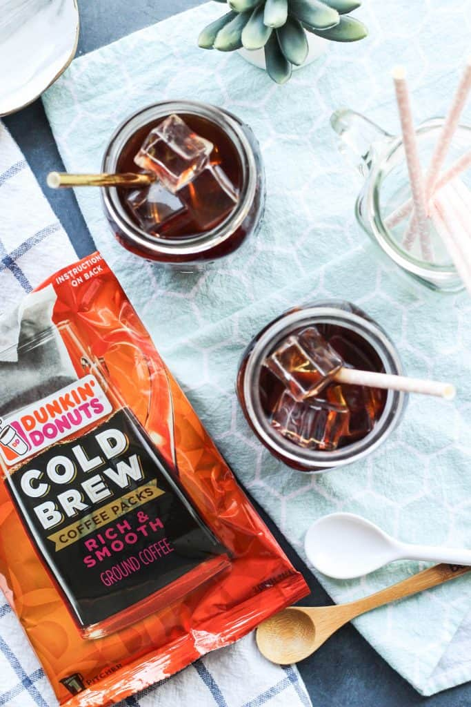 chocoholic cold brew coffee