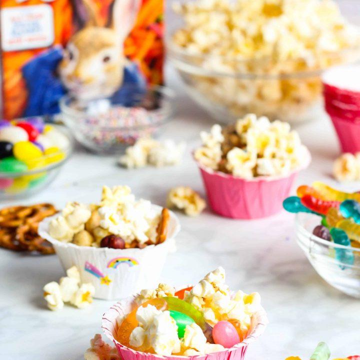 Easy Popcorn Mixes