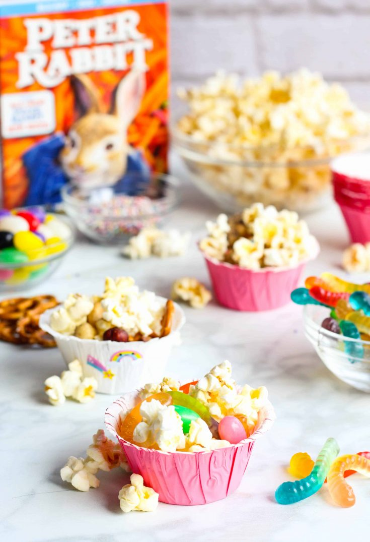 Easy Popcorn Mixes