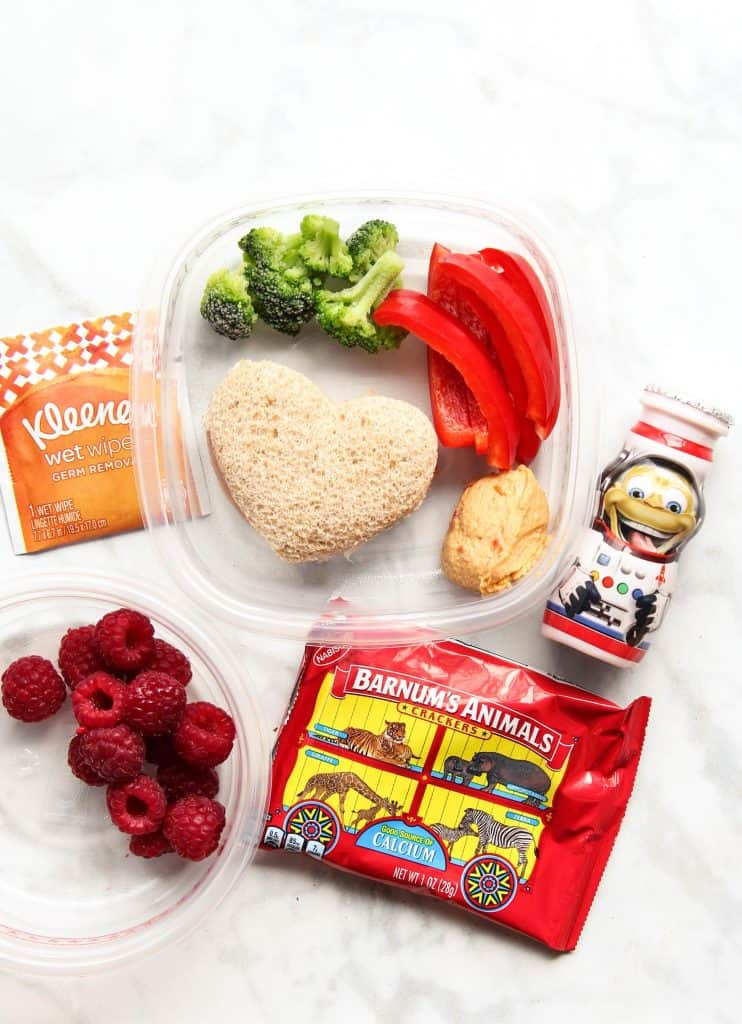 Save Time! Meal Prep Tips for Kid Lunches