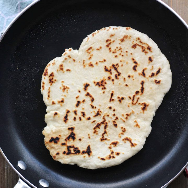 Super Simple Naan