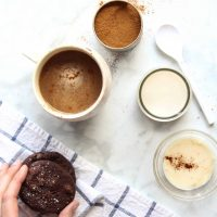 Homemade Bulletproof Coffee