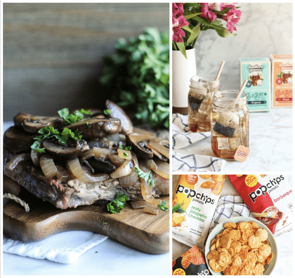easy summer entertaining menu ideas