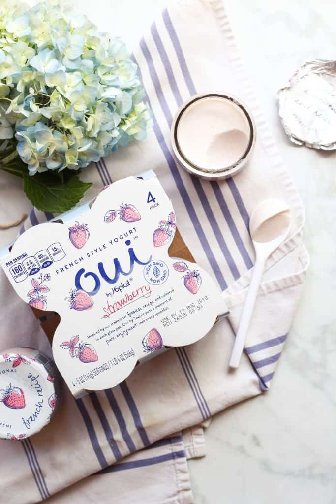 "ways for moms to find more ""me time"" with Oui Yoplait"