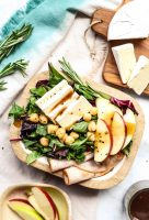 Turkey, Apple, and Brie Salad