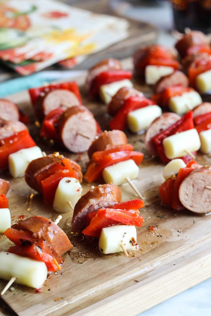 Smoked Sausage Appetizers