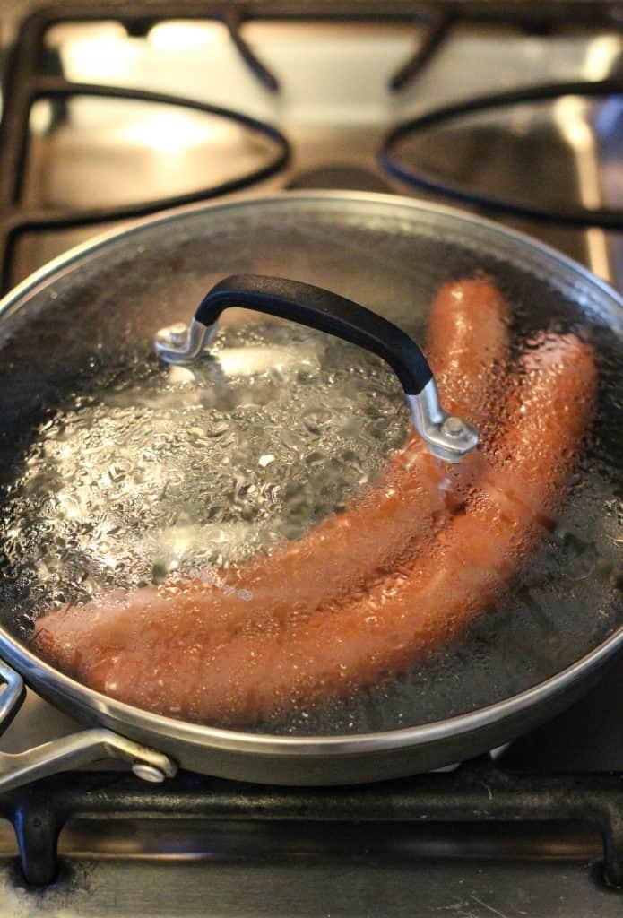 Eckrich turkey smoked sausage