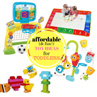 Affordable and Fun Toddler Toy Ideas