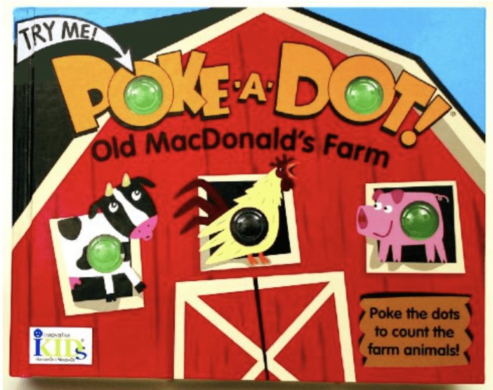 Poke-a-Dot Book