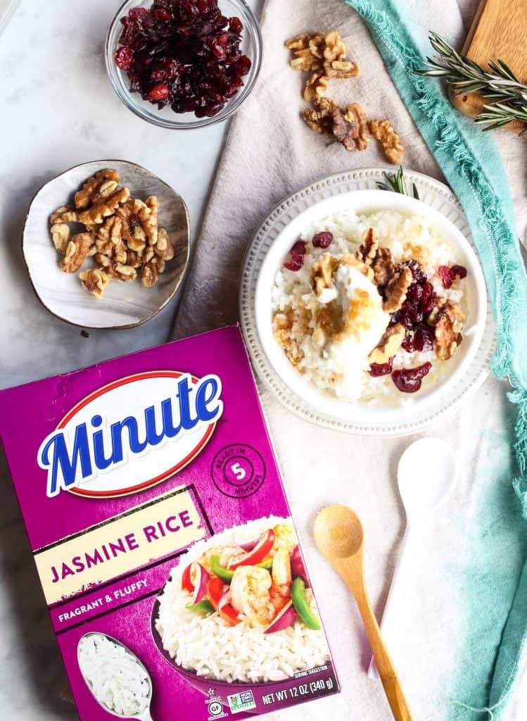 Minute Jasmine Rice Bowl