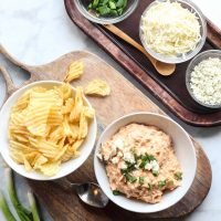 Buffalo Chicken Dip Slow Cooker Recipe
