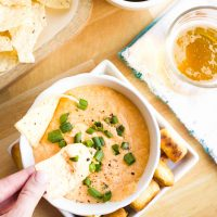 Easy Cheese Dip