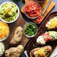 Baked Potato Bar: A Complete Guide