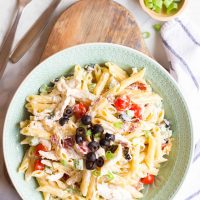 Chicken Bacon Pasta Recipe
