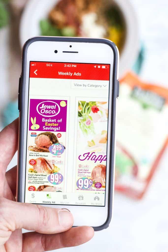 Jewel-Osco mobile app