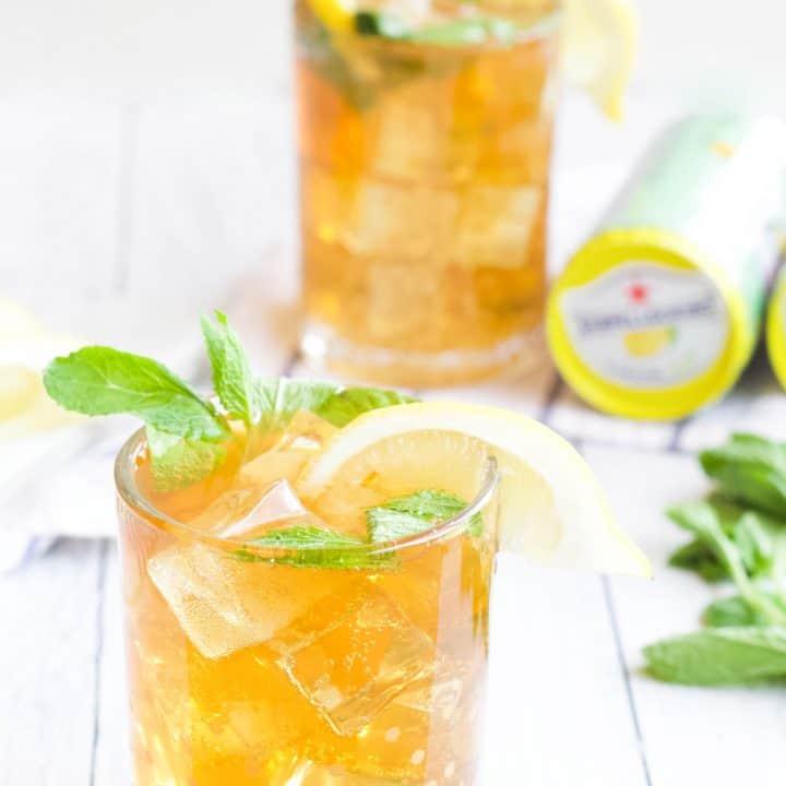 Summer Mocktails: Lemon Cardamom Sparkler