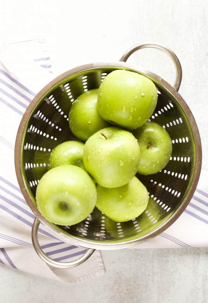 apple crumble pie ingredients