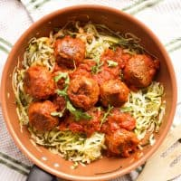 Vegetarian Meatball Recipe