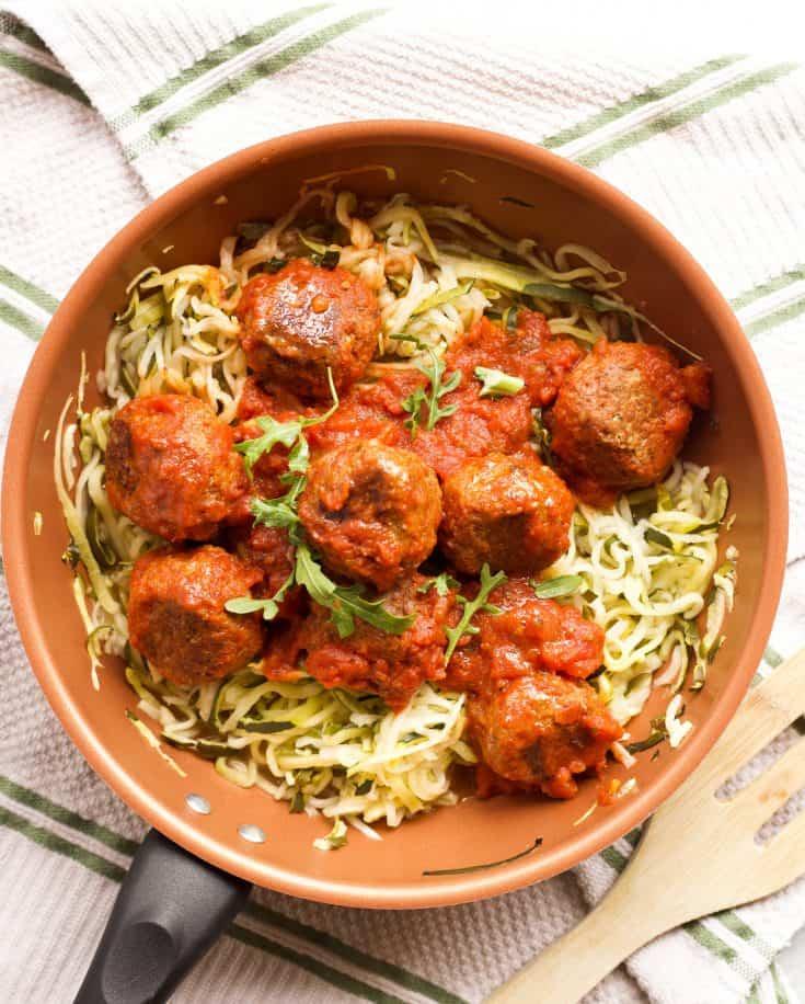 Vegetarian Meatball Recipe
