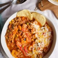 Turkey Veggie Chili