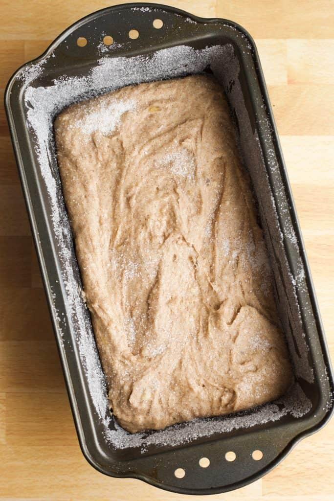 Snickerdoodle Banana Bread